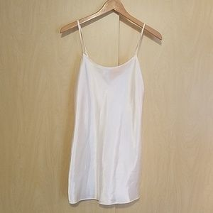 Satin Cream Slip